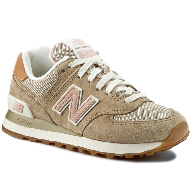 new balance wl574bca beige