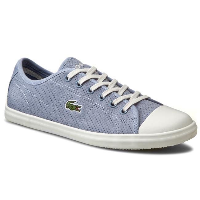 SPW 7 Blu 31SPW00401F2 Sneaker Lt 3 LACOSTE Ziane 116 Sneakers qvTXX