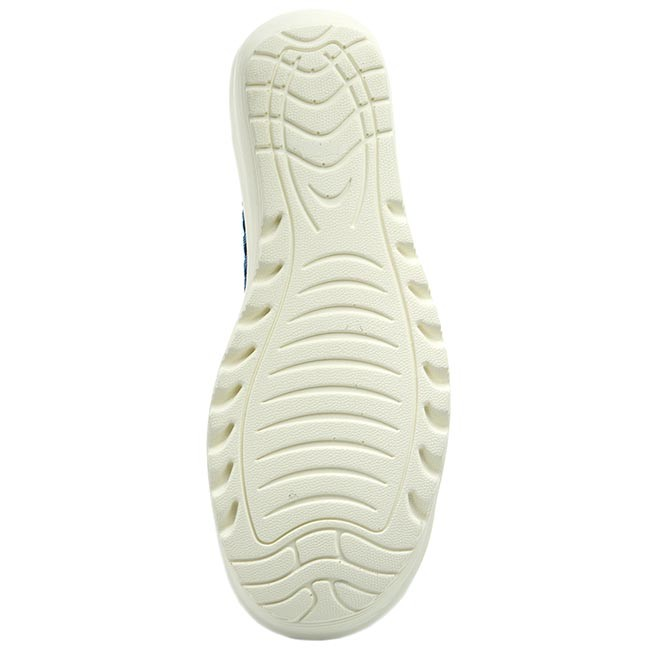 Sandals SKECHERS Midsummers Weave 38461BLU Blue Casual