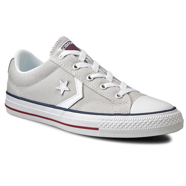 converse star player grey