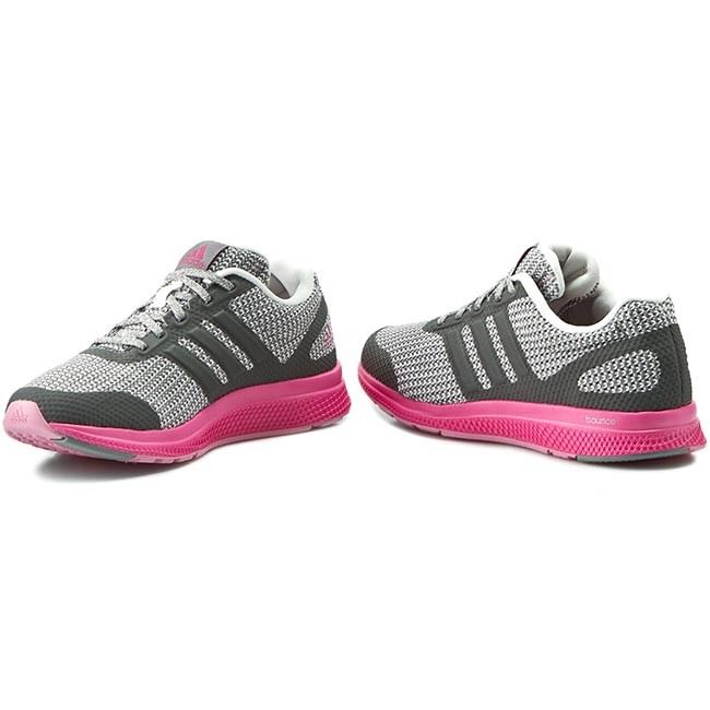 923112bf0791a Shoes adidas - Mana Bounce W AF4116 Grey - Indoor - Running shoes ...