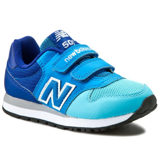 new balance kids velcro. sneakers new balance - kv500bly blue new balance kids velcro