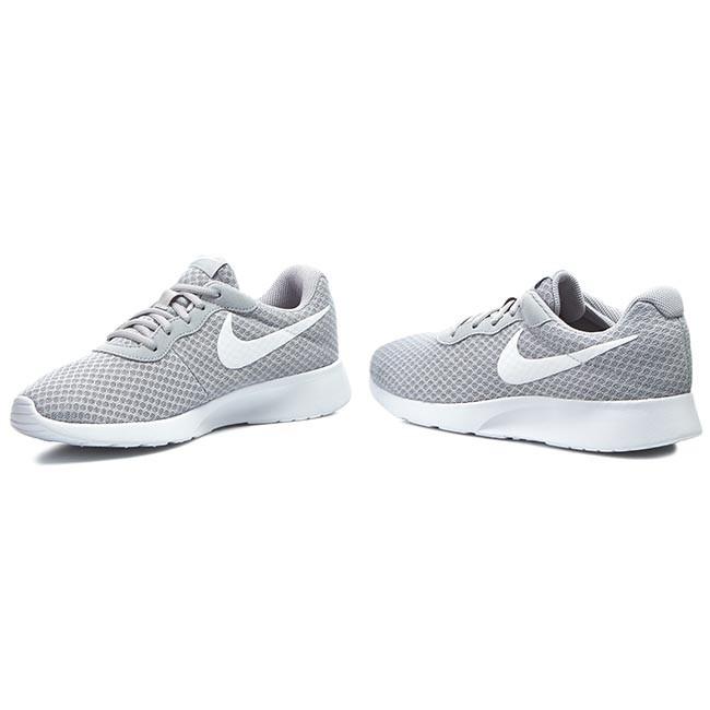 2d1877c00723da Shoes NIKE - Tanjun 812654 010 Wolf Grey White - Sneakers - Low ...