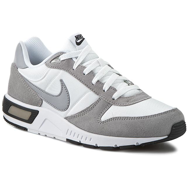 sale retailer 6d090 a4f5f Shoes NIKE - Nightgazer 644402 100 White Wolf Grey Black