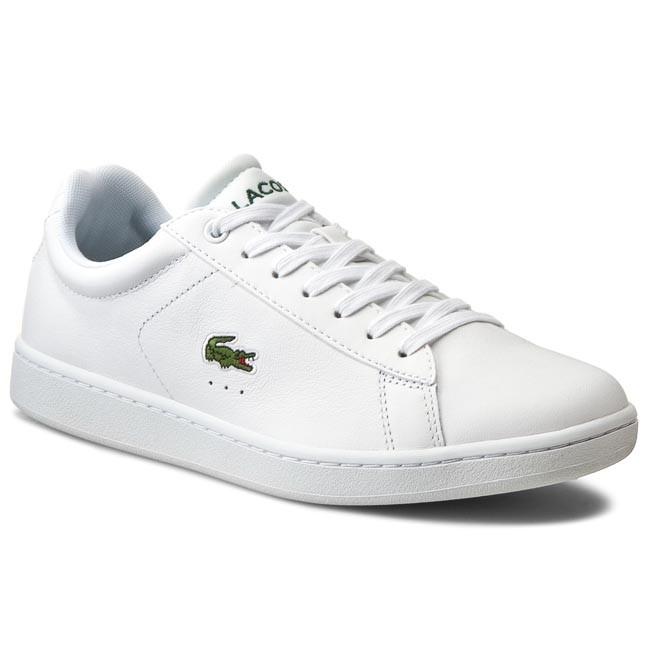 Sneakers LACOSTE - Carnaby Evo Lcr Spm 7-31SPM0095001 Wht