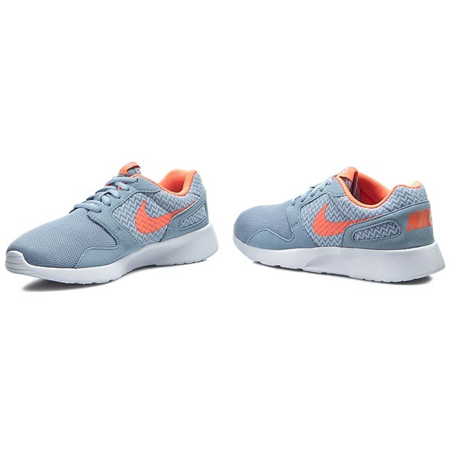 cheap for discount 48a44 58a88 ... Shoes NIKE - Kaishi 654845 481 Blue Grey Bright Mango White Nike Grey  Orange ...