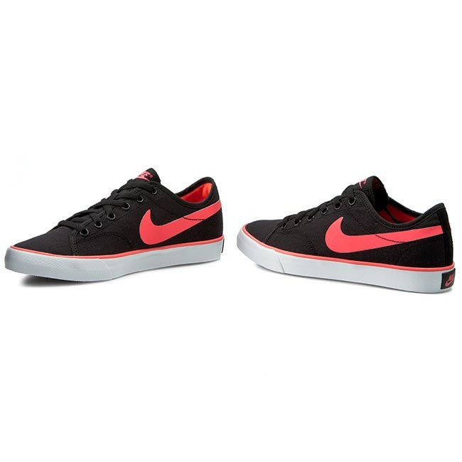 Nike Primo Court Canvas Trainers Ladies