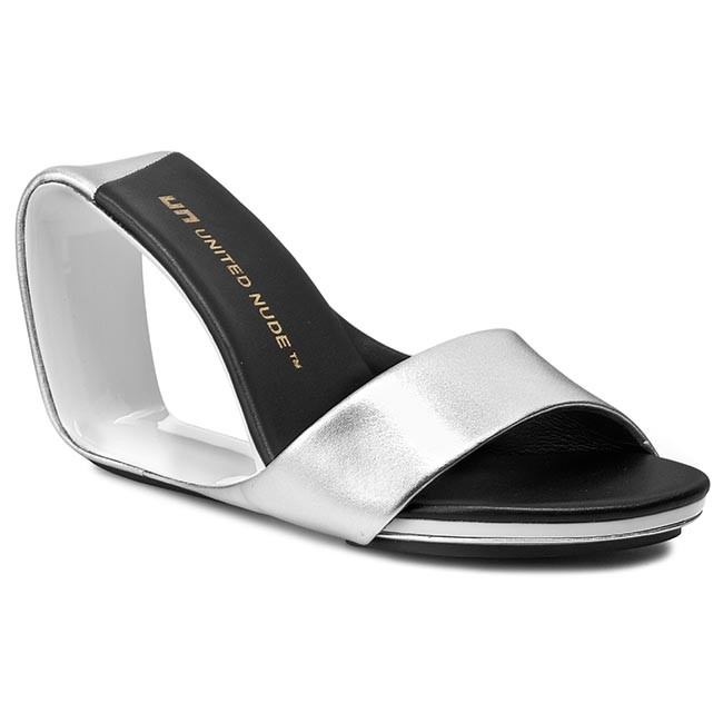 cheap genuine United Nude Leather Slide Sandals store sale online clearance popular cheap outlet OewC6K
