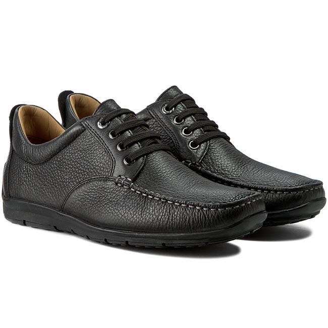 Sneakers GEOX U Lord X U2413X 00046 C9999 Black wai1q