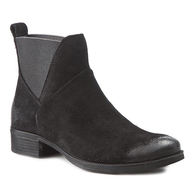 Ankle Boots GEOX - D Mendi St D D5490D 00023 C9999 Black