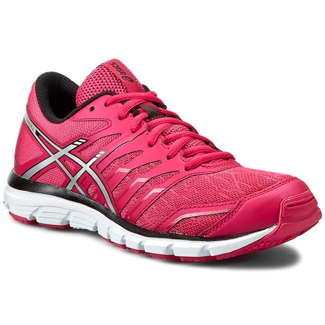 Shoes ASICS - Gel-Zaraca 4 T5K8N Azalea/Silver/Black 2193