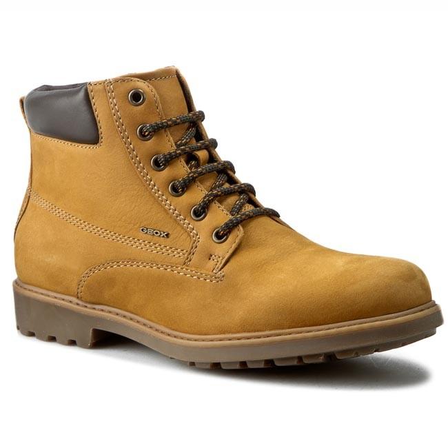 cb30534d Hiking Boots GEOX - U Norwolk B U54E2B 00033 C5046 Biszkoptowy ...