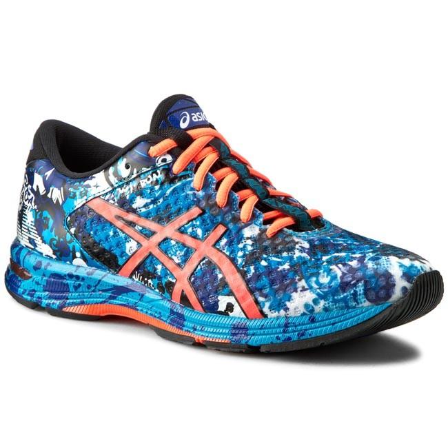 Chaussures Gel ASICS/ Gel Noosa Coral Tri 11 T626N Bleu Island/ Flash Coral/ Noir ba0e169 - kyomin.website