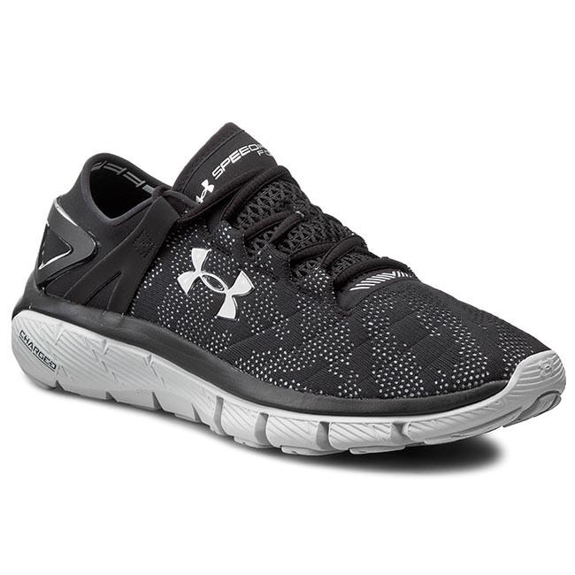 Shoes UNDER ARMOUR - Ua Speedform Fortis Vent 1270235-001 Blk/Wht ...