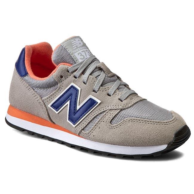 Sneakers NEW BALANCE - Classics WL373GPP Grey