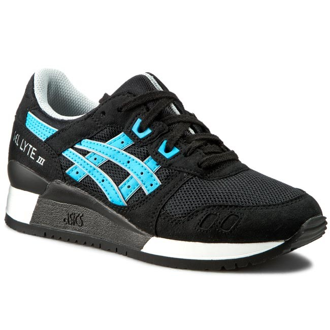 ASICS SportStyle GEL Lyte shoes blue black