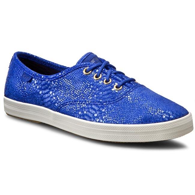 keds champion model blue