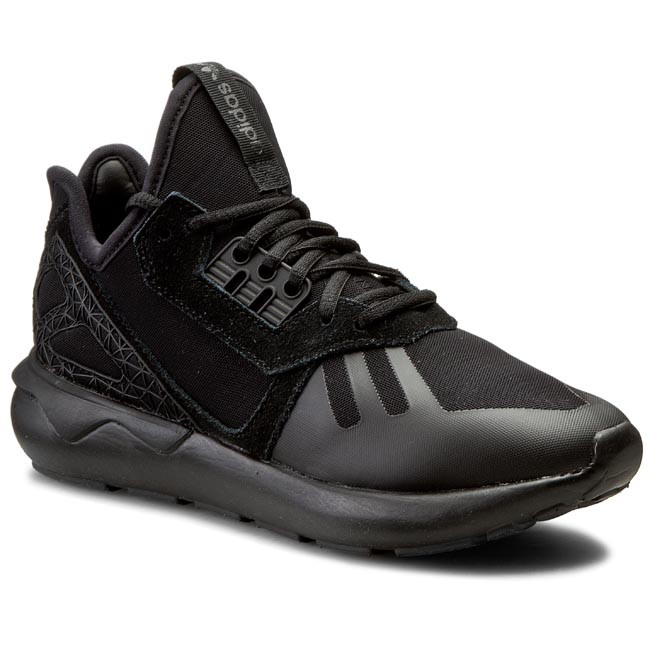 Shoes adidas - Tubular Runner W S81264 Cblack/Cblack/Cblack