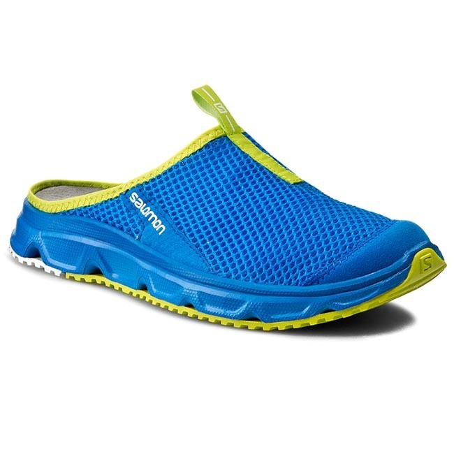 Slides SALOMON Rx Slide 3.0 381605 28 M0 Bright BlueUnion BlueGecko Green Wps6A