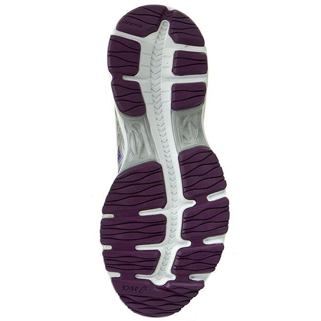 e21ceca8e678 Shoes ASICS - Gel-Cumulus 17 GS C562N Iris Silver Flash Yellow 3593 - Laced  shoes - Low shoes - Girl - Kids  shoes - www.efootwear.eu
