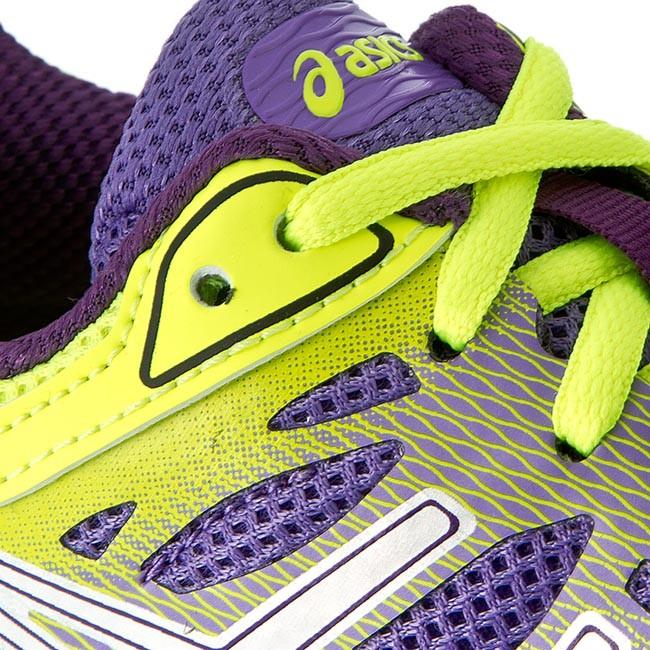 f0787105c584 Shoes ASICS - Gel-Cumulus 17 GS C562N Iris Silver Flash Yellow 3593 ...