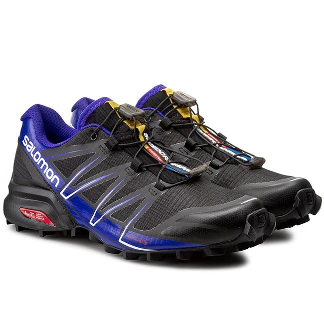 1d39c30b4b88 Shoes SALOMON. Speedcross Pro W 376081 23 G0 Black Spectrum Blue White