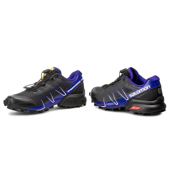 6fa471a32bc0 Shoes SALOMON - Speedcross Pro W 376081 23 G0 Black Spectrum Blue White