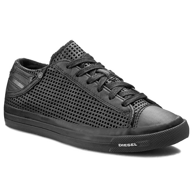 Exposure low sneakers - Black Diesel O2ZdXOI