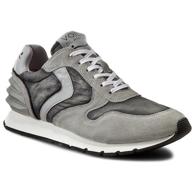 Sneaker Liam Power Voile Blanche Grigio/bianco oHL0L