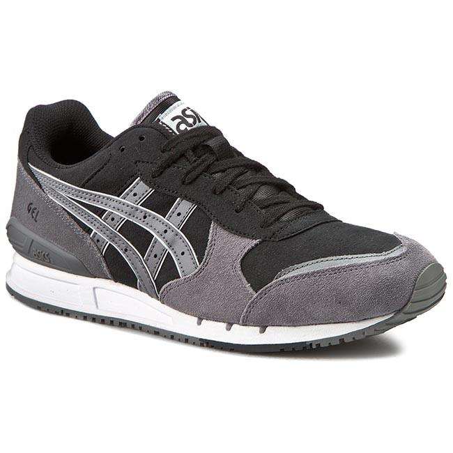 Shoes ASICS - TIGER Gel-Classic H6F2N Black Grey 9011 - Sneakers ... 988cc7508a3