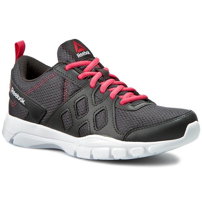Shoes Reebok - Trainfusion Nine AQ9119 Coal/Fearless Pink/White