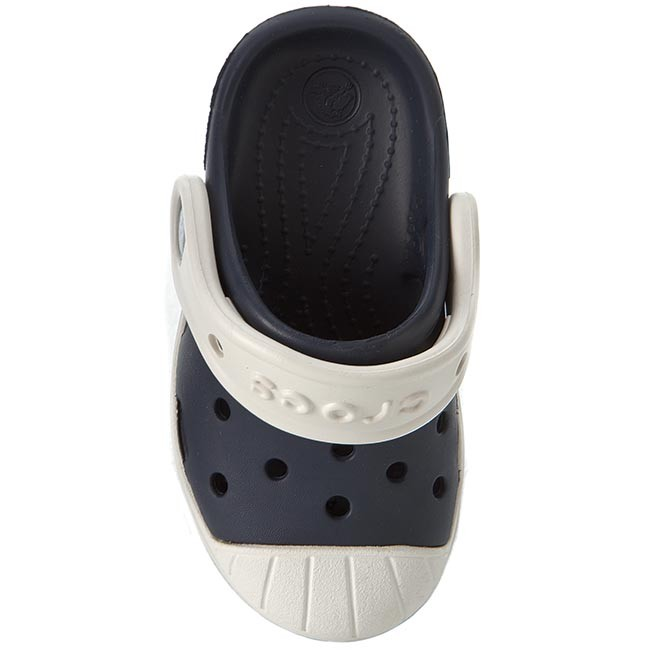 Slides CROCS - Bump It Clog K 202282 Navy Oyster - Clogs and mules - Clogs  and sandals - Boy - Kids  shoes - www.efootwear.eu 53454cde889