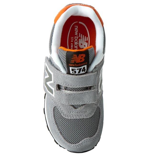Sneakers NEW BALANCE - KV574P1Y Grey