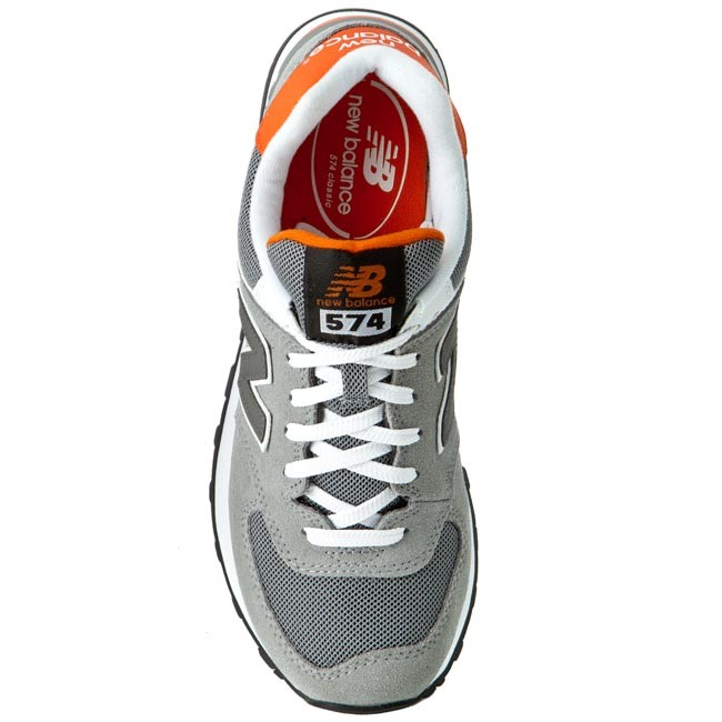 Sneakers NEW BALANCE Classics ML574CPL Grey