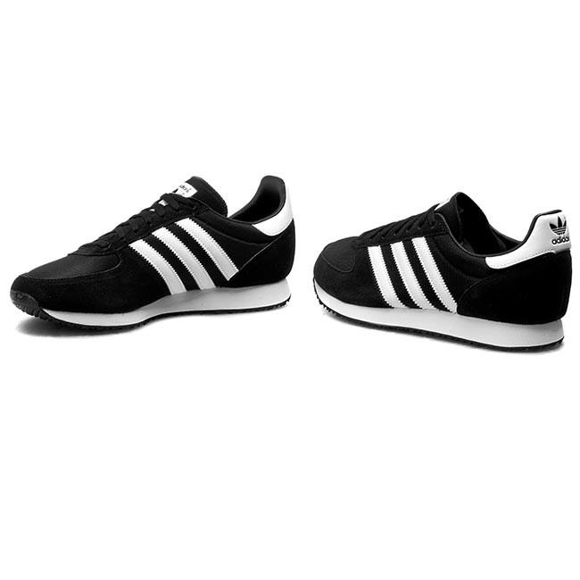 70a4318a52a09 Shoes adidas - Zx Racer S79202 Cblack Ftwht Cblack - Casual - Low ...