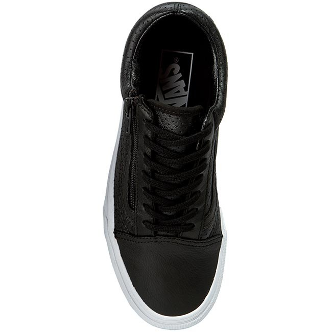 Vans Premium Leather Old Skool Zip Pack Available Now – Feature