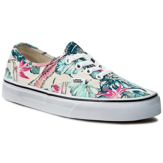 Plimsolls VANS - Authentic VN0003B9IKP (Tropical) Multi/True White