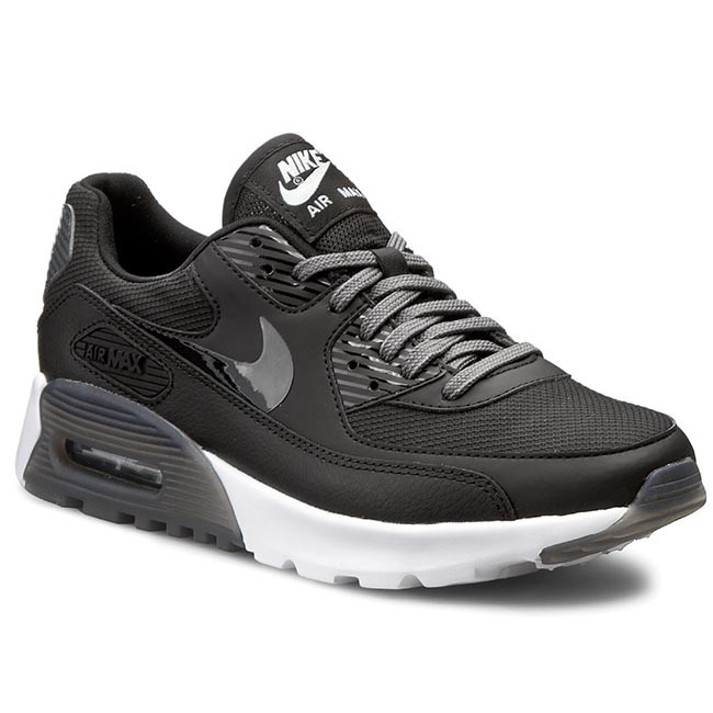 best sneakers 71bba 83ce7 Shoes NIKE. Air Max 90 Ultra Essential 724981 007 Black Dark Grey Pr Pltnm