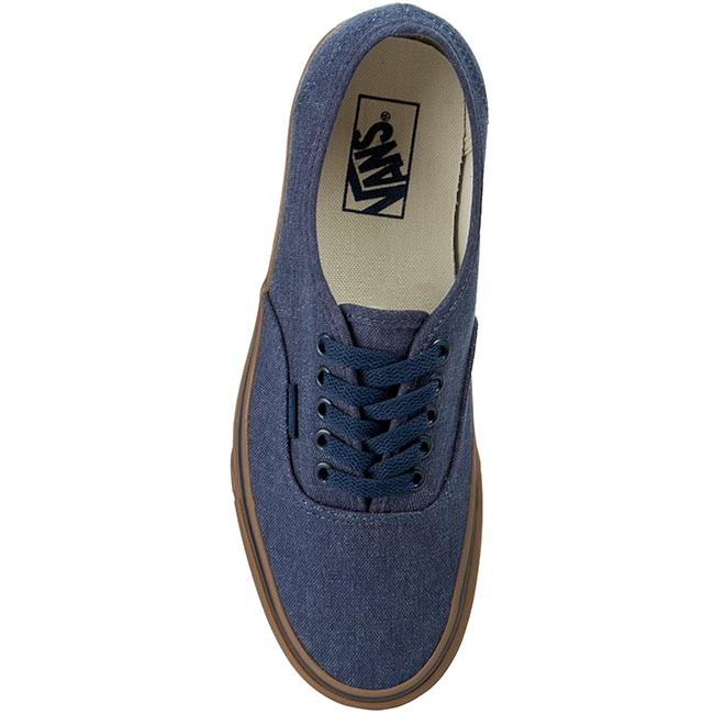facc449b29 Plimsolls VANS - Authentic VN0004MKIL6 (Washed Canvas) Drs Bls Gm -  Sneakers - Low shoes - Women s shoes - www.efootwear.eu