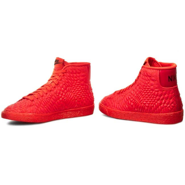 the latest 4d524 d6e50 Shoes NIKE - W Blazer Mid Dmb 807455 600 Brght CrmsnBrght CrmsnBrght