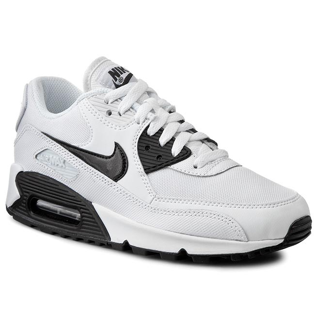 df69fba90a Shoes NIKE - Air Max 90 Essential 616730 110 White/Black - Flats ...