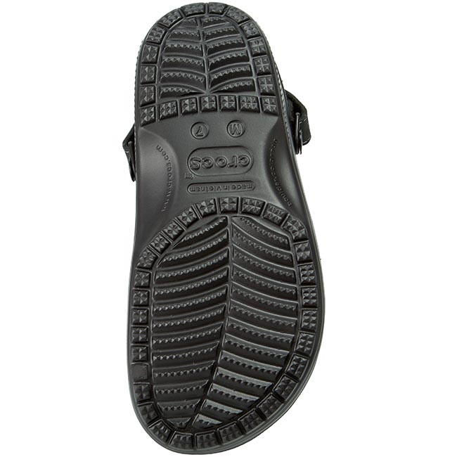 34aa302eff69 Slides CROCS - Yukon Mesa Clog M 203261 Black Black - Clogs and mules -  Mules and sandals - Men s shoes - www.efootwear.eu