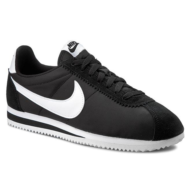 hot sale online 7dd72 5c0b5 Shoes NIKE. Classic Cortez Nylon 807472 011 Black White