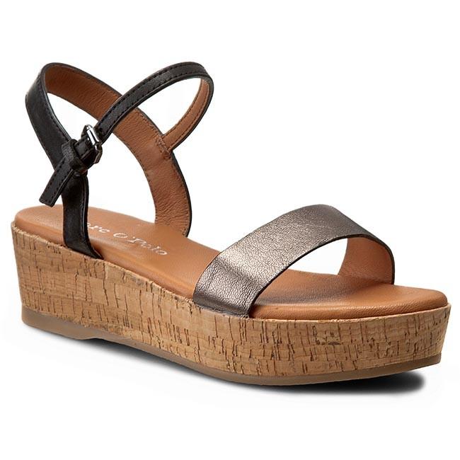 Marc O'Polo Sandals - black vJkSxllg