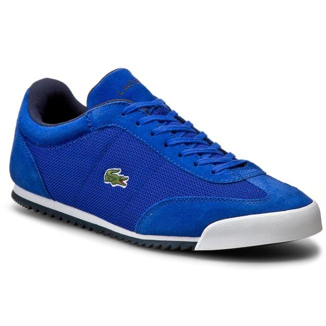 cb66fbf9cdc Sneakers LACOSTE - Romeau 116 1 Spm 7-31SPM0032125 Blu - Sneakers ...