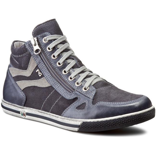 Sneakers NERO GIARDINI - P604060U Musk Oceano 201 - Sneakers - Low ... 79e71d07e94