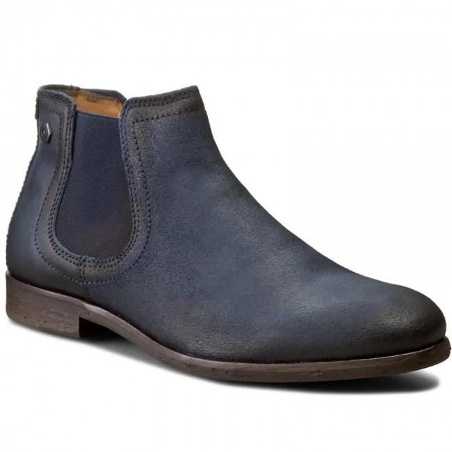45187a64c01985 Ankle Boots TOMMY HILFIGER - DENIM David 3B EM56821732 Ink 284 ...