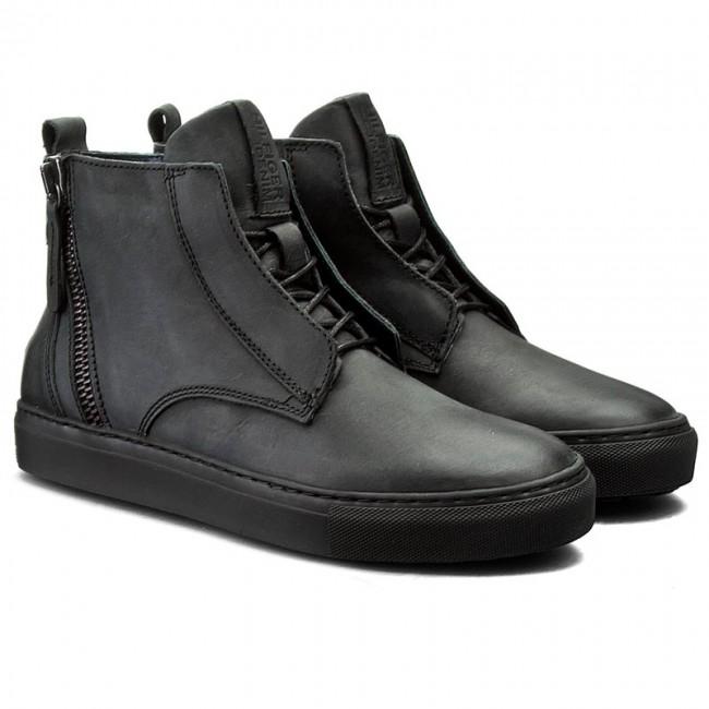 8c336cda6 Boots TOMMY HILFIGER - DENIM Craig 7A1 EM56821744 Black 990 - Boots ...