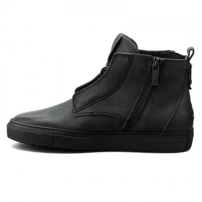 337b21d18 Boots TOMMY HILFIGER - DENIM Craig 7A1 EM56821744 Black 990 - Boots - High  boots and others - Men s shoes - www.efootwear.eu