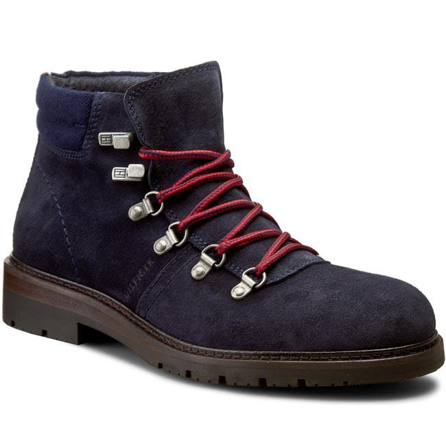 Boots TOMMY HILFIGER Trunk 2B FM56821741 Midnight 403